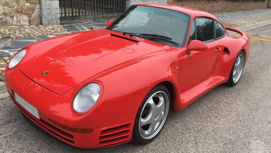 Une vraie fausse Porsche 959 vendue 285'000 euros