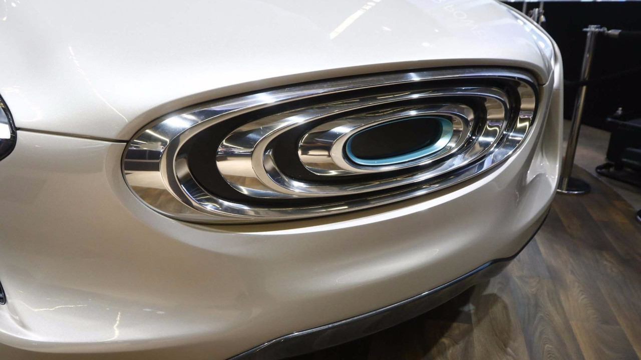Thunder Power Future Vision SUV Concept