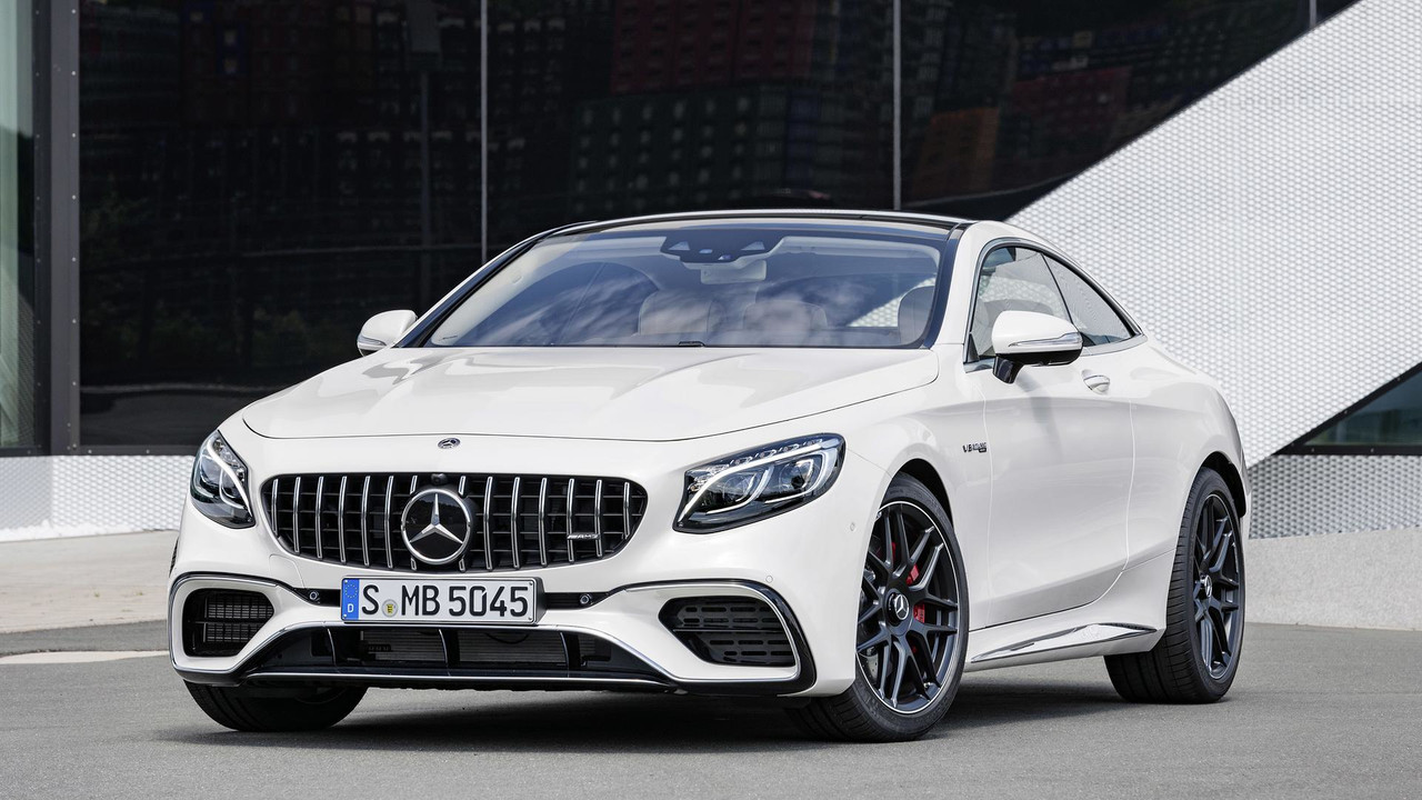 Mercedes benz s class coupe reveals its frankfurt facelift for Mercedes benz frankfurt