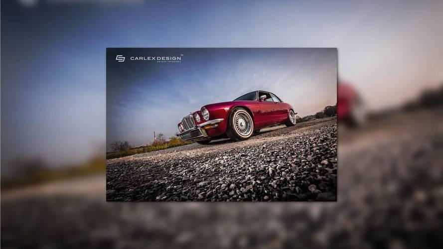 Carlex Design Jaguar XJ Coupe