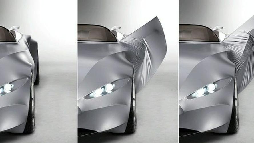 BMW GINA Light Visionary Model Concept Car Revealed