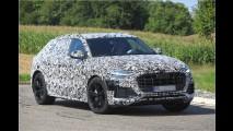 Erwischt: Audi SQ8