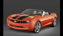 La Chevrolet Camaro convertibile verrà assemblata da Magna