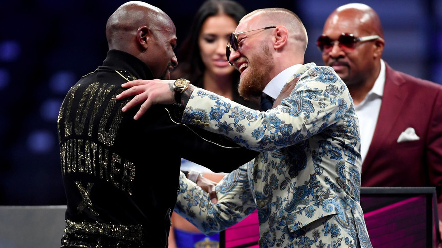 Mayweather vs McGregor - Leur passion pour l'automobile en images