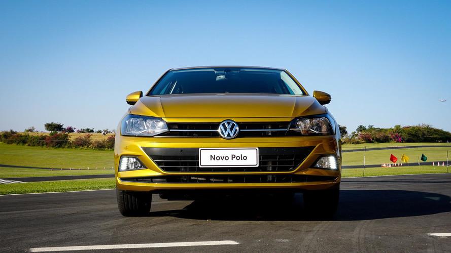 Novo VW Polo atinge 1.000 reservas em apenas uma semana de pré-venda