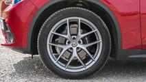 Prueba Alfa Romeo Stelvio 2017 (Teaser)