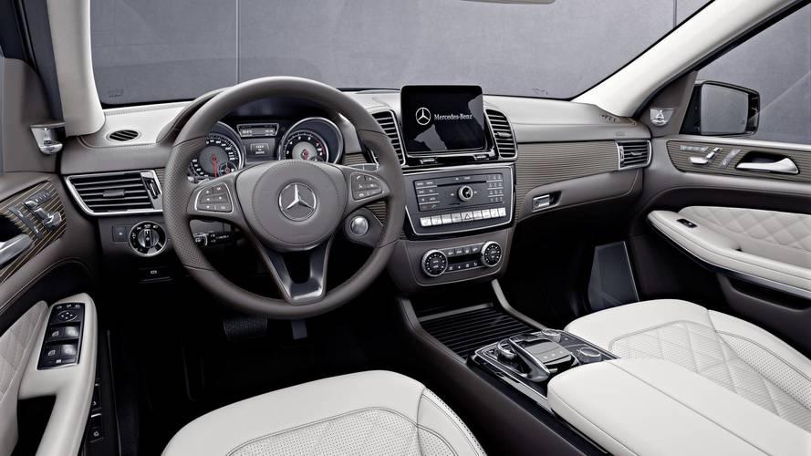 Mercedes GLS Grand Edition