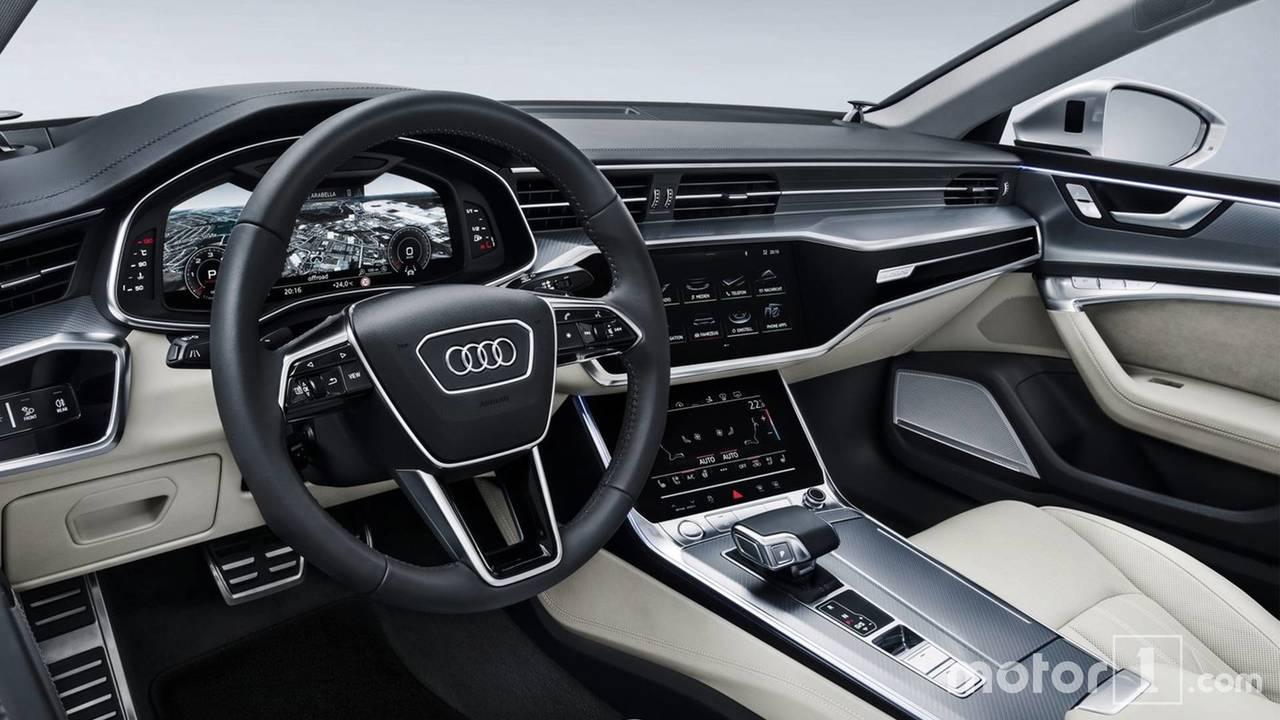 2018 Audi A7 Vs 2015 Audi A7 Motor1 Com Photos