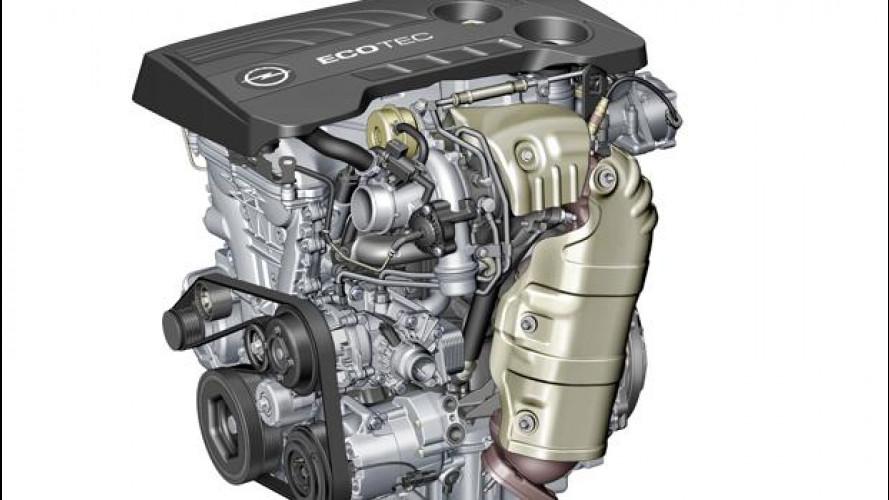 Opel, arriva il 1.6 turbo benzina da 200 CV