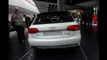 Audi A4 3.0 TDI clean diesel al Salone di Francoforte 2009