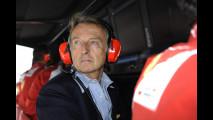 Montezemolo, 23 anni in Ferrari