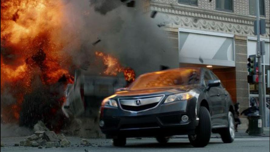 Honda è protagonista nel film