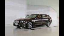 BMW Serie 5 restyling: prova su strada della Touring, la station wagon [VIDEO]