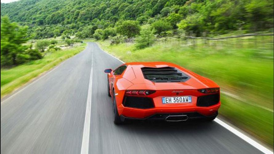 Lamborghini, in arrivo un'Aventador che va a 6 cilindri