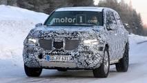 2019 Mercedes-Benz GLS-Class Spied