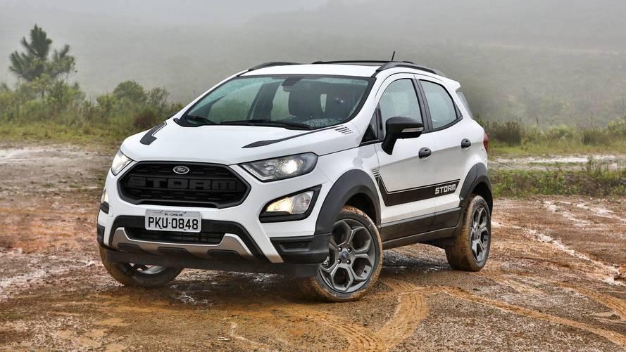 2018 Ford EcoSport Storm İlk Sürüş: Minik Raptor