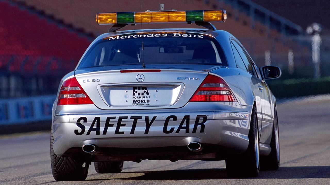 Mercedes CL 55 AMG (1999/2000)
