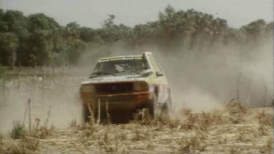 Old School Documentary Tells Paris Тo Dakar Rally History