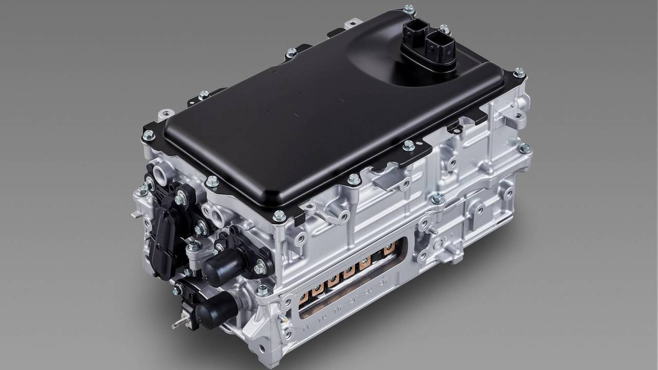 Toyota power control unit