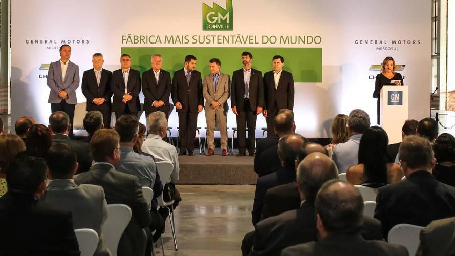 GM investe R$ 1,9 bilhão em Joinville para fazer novos motores
