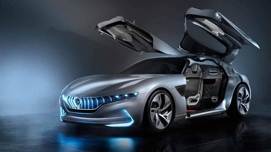 Pininfarina Electric Hypercar Announced For 2020 Launch