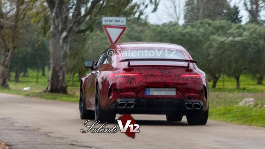 Une dernière mise au point pour la Mercedes-AMG GT berline