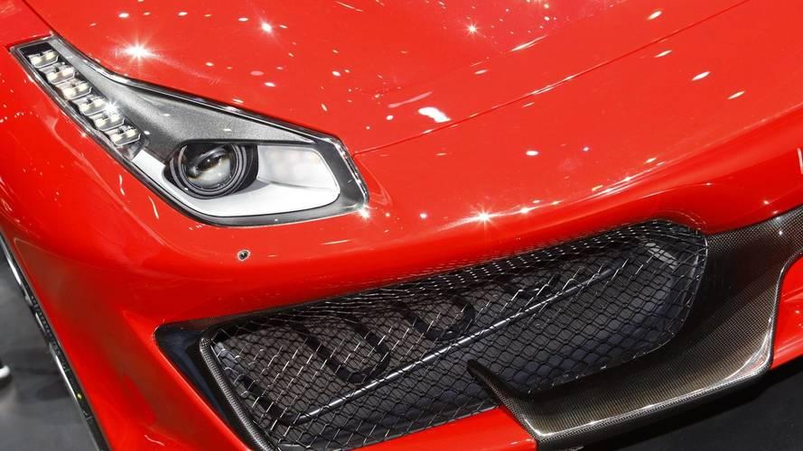 Ferrari al Salone di Ginevra 2018