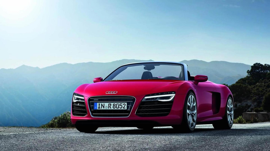 Audi R8 facelift priced in UK from £91,575