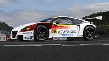 Honda Mugen CR-Z GT race car 06.7.2012