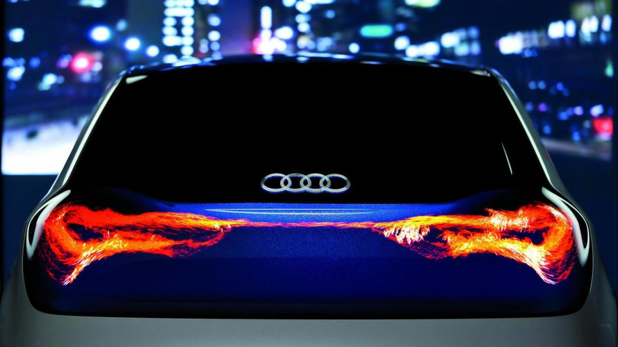 Audi looks into the future with 7 new technologies