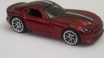 2013 SRT Viper interior teased
