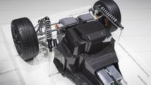 Mercedes SLS AMG E-CELL electric drivetrain