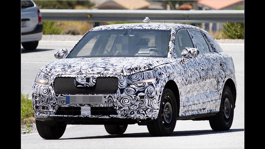 Audi: Hier fährt der Q1