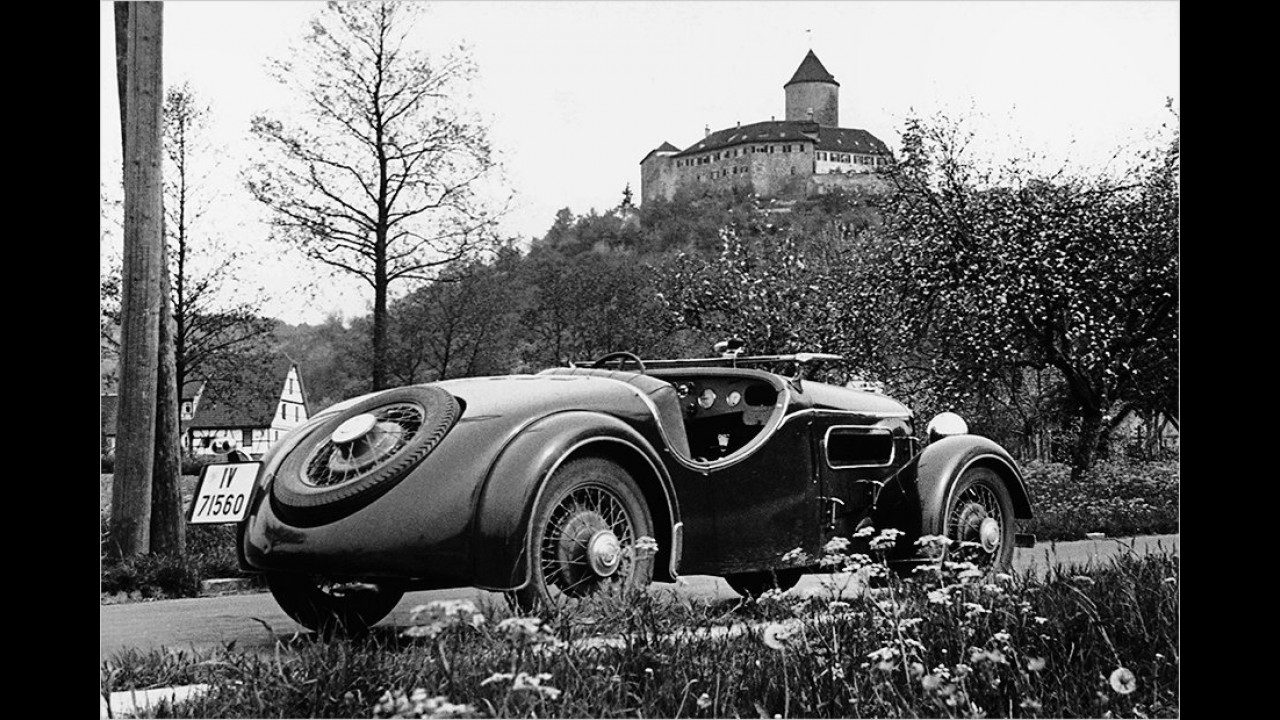 DKW F5: Beliebt in den 1930ern