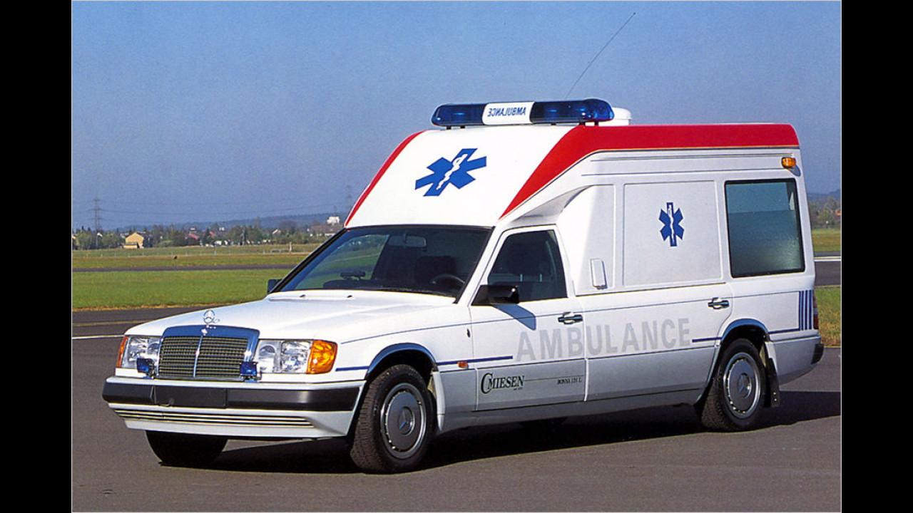 Mercedes W 124 Ambulanz
