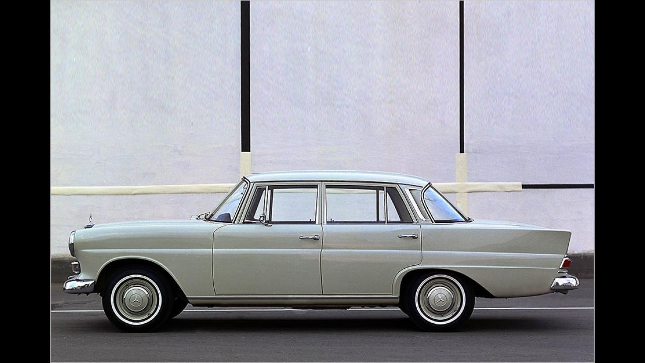 Mercedes 190 ,Heckflosse