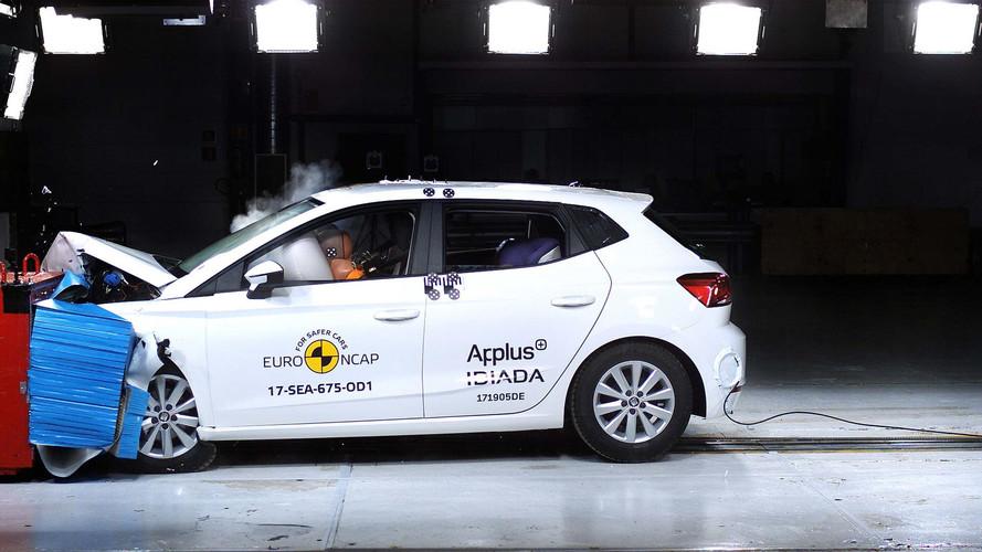 Novo Seat Ibiza (primo do Polo) é a nova referência, diz EuroNCAP