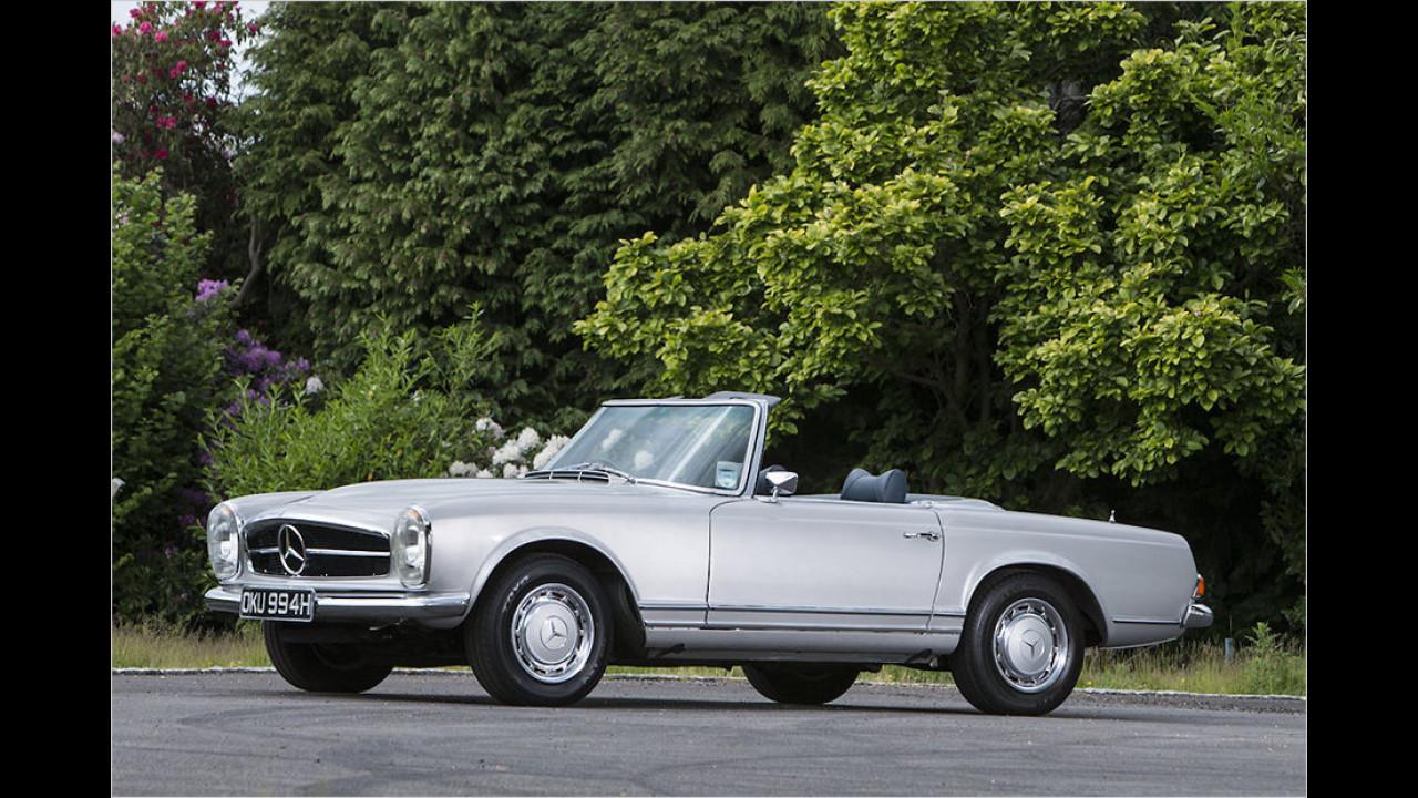 1970 Mercedes 280 SL