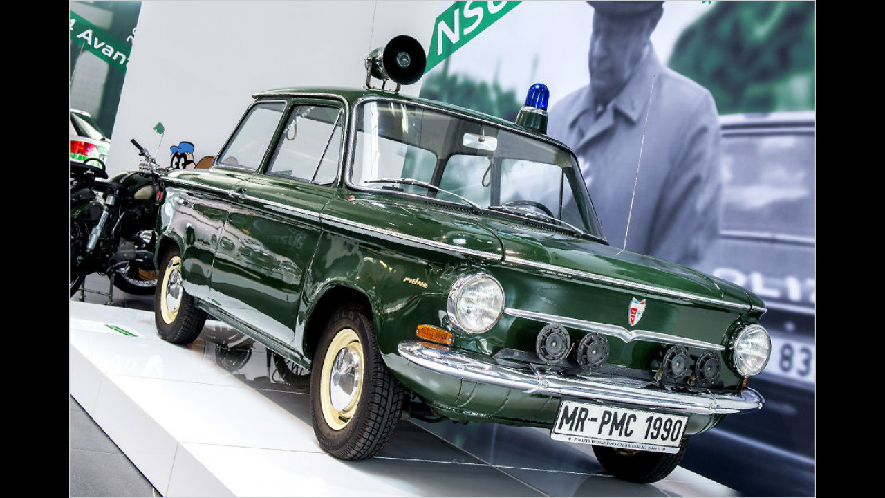 NSU Prinz 4 (1964)