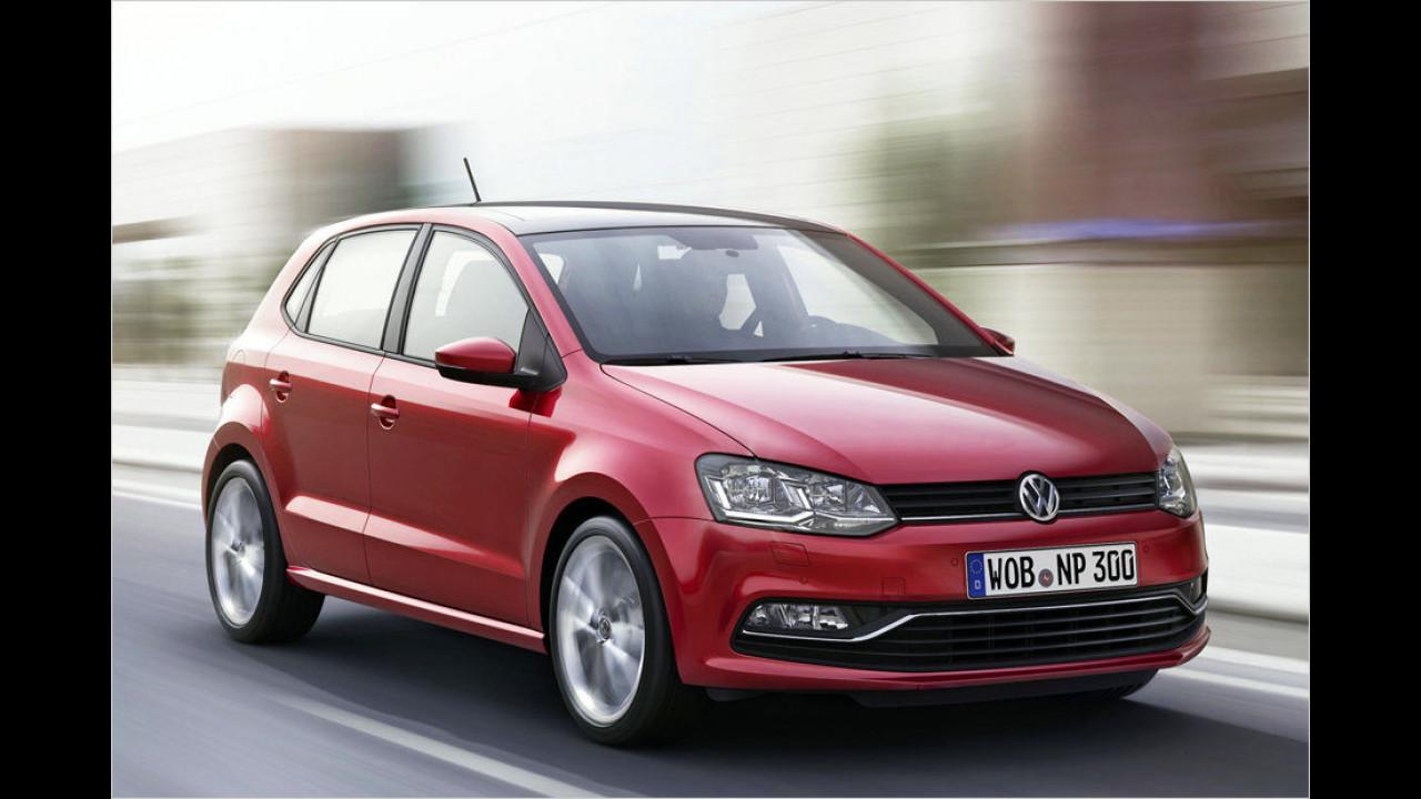 Kleinwagen: VW Polo