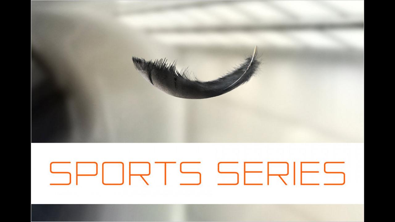 McLaren Sports Series (ab August)