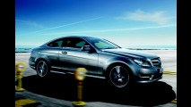 Mercedes-Benz C 250 Turbo Sport Coupé chega por R$ 189.900