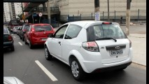 Impressões ao dirigir: Novo Ford KA 2012
