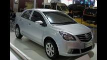 Salão de Guangzhou: Vejam as fotos da nova geração do Lifan 520