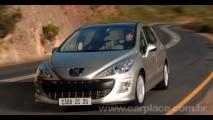Peugeot lança 308 BioFlex na Europa - Versão bicombustível é resultado do sucesso brasileiro