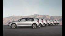 VW Golf atinge marca de 30 milhões de unidades produzidas