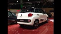 Salão de Buenos Aires: Fiat apresenta 500L e cogita fabricação no Brasil