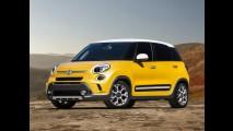 Fiat 500L chega aos EUA custando o equivalente a R$ 39 mil