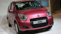 Suzuki Alto Debuts In Paris
