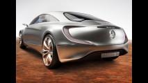 Salão de Frankfurt: Mercedes F125 Concept é aposta da marca para o futuro dos cupês